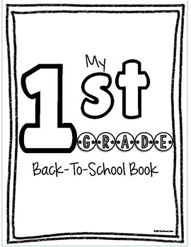 A Year of Many Firsts! {A Back-to-School Book for First Graders}