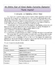 A Year of Novel Study Guides Using Signposts - THEME Inspi