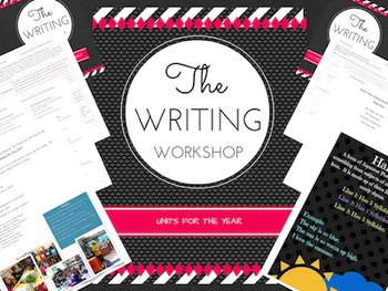 A Year of Units for The Writing Workshop