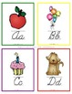 A-Z Cursive Flashcards