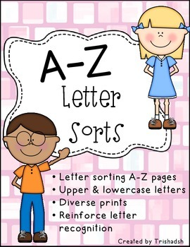 A-Z Letter Sort