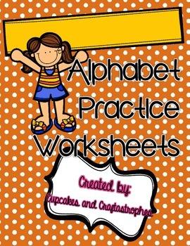 A-Z Letter Worksheets