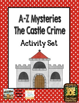 A-Z Mysteries The Castle Crime