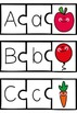 A-Z Three Piece Puzzles