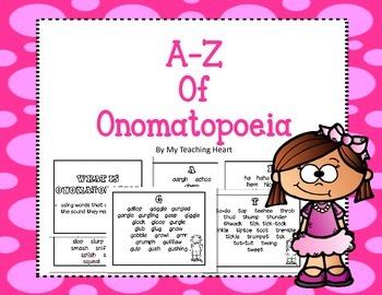 A-Z of Onomatopoeia