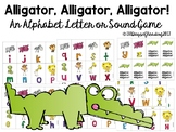 A letter naming or sound fluency movement game!