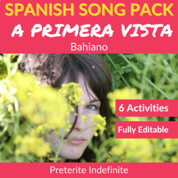 A primera vista by Bahiano: Spanish Song to Practice the P