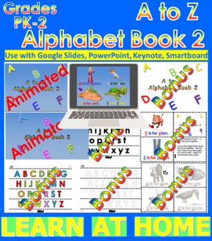 A to Z Alphabet Book 2