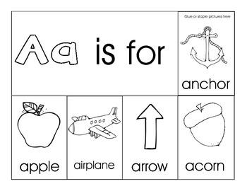 A to Z Flip Books