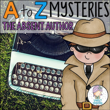 A to Z Mysteries The Absent Author