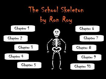 A to Z Mysteries: The School Skeleton