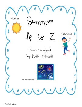A to Z Summer {CC Aligned}