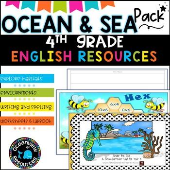 Year 4 - Sea Themed Cross Curricular Unit