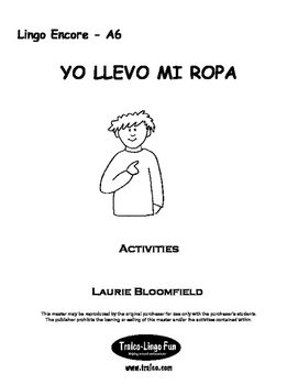 A06-YO LLEVO MI ROPA