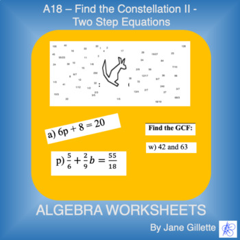 A18 - Find the Constellation II