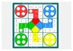 A3 size phonics (Letters and Sounds) board games . 6 phase