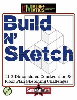 3-Dimensional Construction Challenges - Build 'n Sketch 11