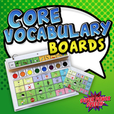 AAC Communication Flip Book and Boards