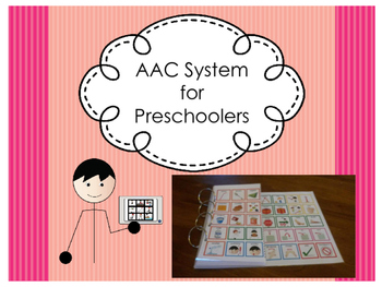 AAC System for Preschoolers