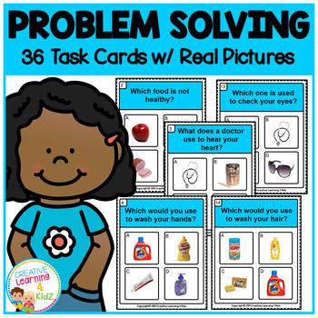 ABA Task Cards 1 Problem Solving