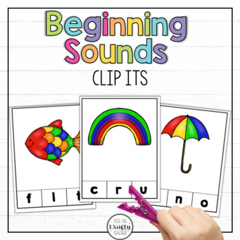 ABC, Alphabet, Beginning Sound Station, Center, Kindergarten