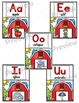 ABC Alphabet Picture Posters Pack – Farm Theme