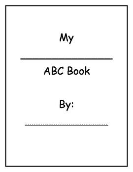 ABC Book & ABC Themed Lists