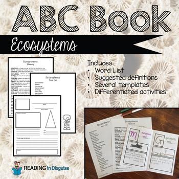 ABC Book:  Ecosystems
