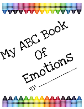 ABC Book of Emotions