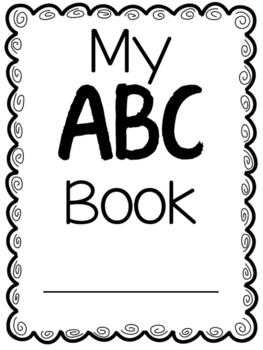 ABC Center Book