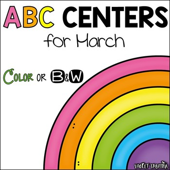 ABC Centers for March