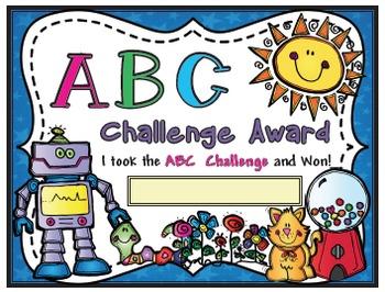 ABC Challenge Award