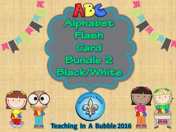 ABC Color Saver Wall Freize and Student Flash Cards