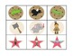 ABC Cookies and Milk                Sound-Letter Sort and