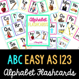 Phonics - Letters and Sounds Flashcards
