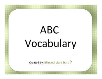 ABC English Vocabulary
