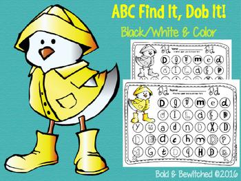 ABC Find It, Dob It Duck!
