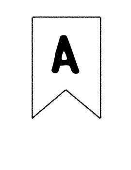 ABC Flag Banner