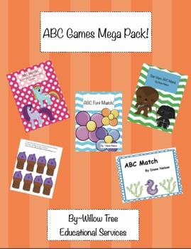 ABC Games Mega Bundle!