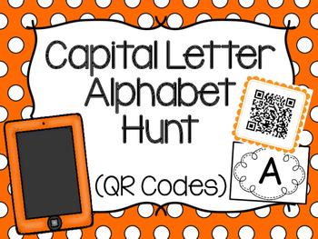 ABC Hunt (QR Codes)