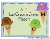 ABC Ice Cream Match