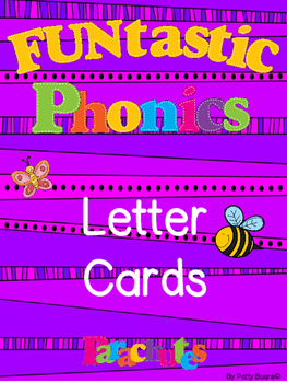 ABC Posters & Letter Cards