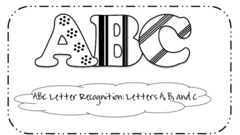 ABC Letter Recognition ABC