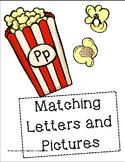ABC Letter/Sound Match