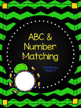 ABC & Number Matching