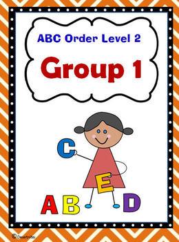 ABC Order Level 2