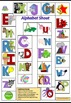 ABC BUNDLE -   BOARDGAME, FLASHCARDS, HANDWRITING, WORD CARD