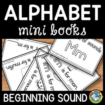ALPHABET ACTIVITIES: ALPHABET BOOKS: ABC EMERGENT READERS: