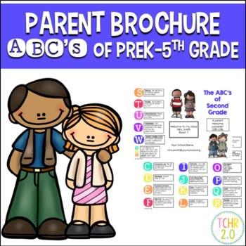Parent Brochure Editable