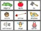 ABC Picture Cards for {Write the Room or any Literacy Activity!}